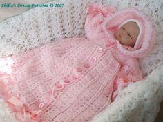 Baby Crochet Pattern Hooded Sleeping Bag Crochet Pattern DIGITAL DOWNLOAD 41. $3.99, via Etsy.