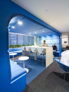 Campus MLC and NAB Wealth Office in Sydney, Australia   Modern Office Interior Design