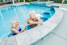 Anthony & Sylvan can help you enjoy your pool year round with heaters and heat pumps!