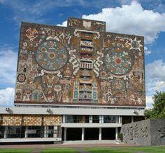 Biblioteca Central, México.