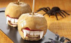 """""""Manzanas Vampiras Para Halloween"""" en Nestlé Cocina #recetas #nestlecocina #menuplanner #cocina"""