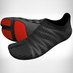 wouldyoumiau:    Zemgear 360 Ninja Split-Toe Running Shoes