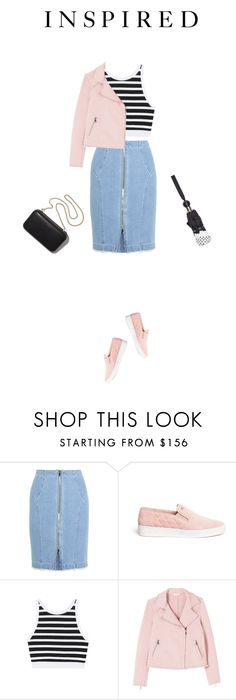 """but not"" by vigilexi ❤ liked on Polyvore featuring Steve J & Yoni P, Michael Kors, T By Alexander Wang, Rebecca Taylor, Clare V. and Marc by Marc Jacobs"