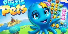 Puzzle Pets, un nouveau jeu gratuit signé gameloft