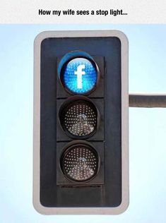 """Pardon me sir, what is the little """"f"""" for?  Facebook?  Oh, no, I gave that up ages ago.  Are people still using that?"""