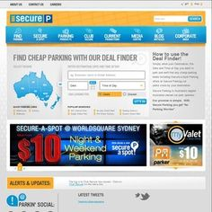 Secure Parking Deals, Coupons and Vouchers