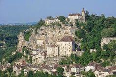 Rocamadour,France.