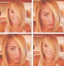 Miley Cyrus pretty hair