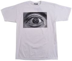 The Hundreds Charcoal Eye Tee Shirt Fall 2015 Skate Apparel Fashion Top White | eBay