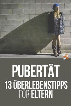 Pubertät: 13 Überlebenstipps für Eltern Puberty is a huge challenge - for young people as well as for parents. I did research and rolled numerous books. Parenting Teens, Single Parenting, Parenting Advice, Motivation App, Adolescents, Mom Advice, Kids Health, Survival Tips, Baby Feeding