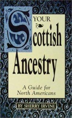 Scottish ancestry  Book