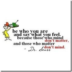 dr. seuss inspirations-and-favorite-quotes