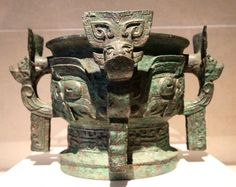 艺术漫游一弗利尔博物馆·中国青铜器