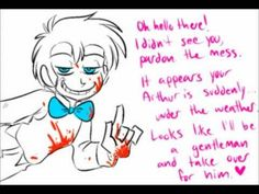 ~Ill Revive Artie Later, Let's Get You Cleaned Up So We Can Make Cupcakes! ~