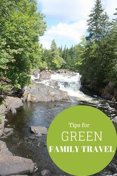 Can family travel be green? To be environmentally friendly is sometimes easier than we think: here some easy tips on how to make our family vacation greener and more sustainable. Green travel - slow travel - sustainable tourism - green travel with children