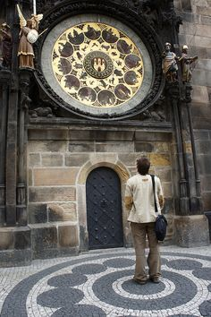 Clock watching by taumuon, via Flickr