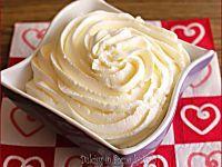Crema di panna per farcire | ricetta base | Dulcisss in forno