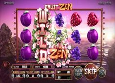 Revue de la machine a sous Fruit Zen de Betsoft