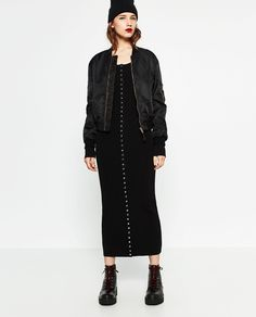 QUILTED BOMBER JACKET-OUTERWEAR-WOMAN | ZARA United States