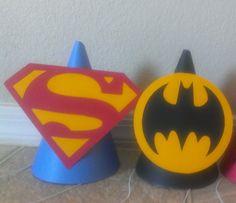 Superhero Inspired Party Bags di MagicalBoutique su Etsy