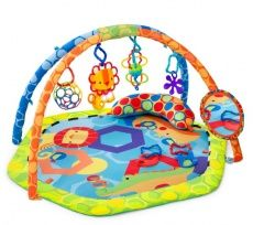 Oball Play O Lot Activity Gym, Multicolor Rock N Play Sleeper, Best Double Stroller, Baby Gadgets, Baby Gym, Wishes For Baby, Babies R Us, Kids Store, Tummy Time, Baby Safe
