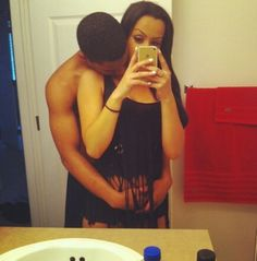 Love that back hug