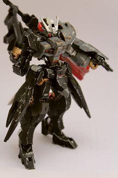 Gundam Astaroth MERC custompaint by benedickbana.deviantart.com on @DeviantArt