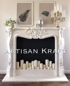 Versailles Marble Fireplace is a French style hand-carved fireplace. This is carved from white marble by an expert artis Hand Carved Fireplace, Faux Fireplace Mantels, Marble Fireplaces, Fireplace Design, French Country Bedrooms, Bedroom Decor, Fireplace, Country Bedroom, Carved Fireplace