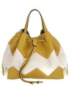 Chloé Charlie bag - a lovely relaxed look. Anything mustard always gets my vote ;-)