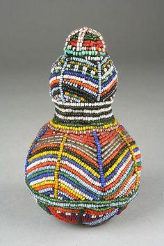 Snuff Vessel | Kenya | The Metropolitan Museum of Art