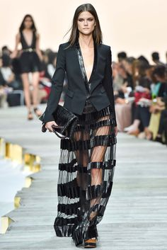 REPIN this Roberto Cavalli look and it could be yours to rent next season on Rent the Runway! #RTRxMFW
