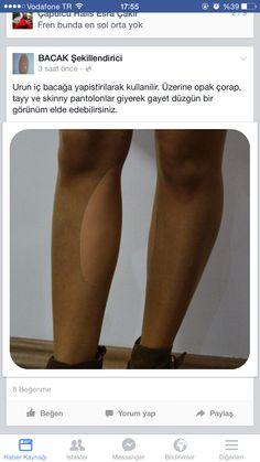 Ince çarpık ve ayrık bacak problemine  Mucizevi şekilde çözüm getiren silikon bacak şekillendirici. Detaylar için bize uğrayın... Çok şaşıracaksınız.....