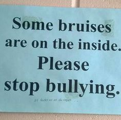 1000+ images about Stop the Bullying quotes-info on ...