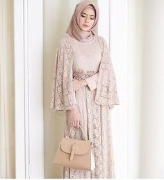Likes, 45 Comments – Gaun Kebaya Modern Hijab, Model Kebaya Modern, Kebaya Hijab, Kebaya Dress, Dress Pesta, Dress Brokat Muslim, Dress Brokat Modern, Kebaya Muslim, Muslim Dress