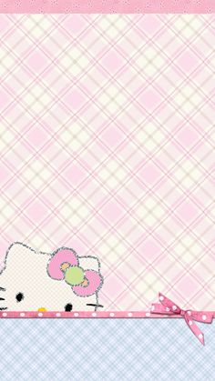 Ideas For Wallpaper Iphone Pink Pastel Hello Kitty Hello Kitty Iphone Wallpaper, Hello Kitty Backgrounds, Pretty Phone Wallpaper, Sanrio Wallpaper, Glitter Wallpaper, Kawaii Wallpaper, Girl Wallpaper, Mobile Wallpaper, Sanrio Hello Kitty
