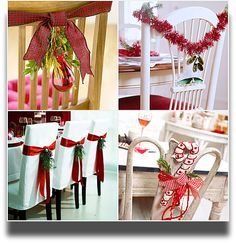 Admirable Christmas Dining Room Chairs Machost Co Dining Chair Design Ideas Machostcouk