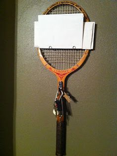 repurposed racket