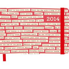 Odds and Ends 2014 Small Planner | Decorative Planner | Calendars.com
