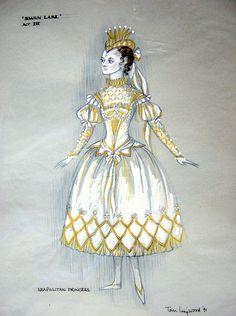 1991 Swan Lake Neapolitan princess