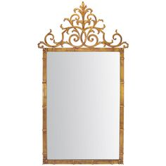 Regency Style Italian Gilt Metal Wall Mirror by Palladio Interior Decorating Tips, Wall Mirrors, Metal Walls, Modern Wall, Regency, Entrance, Entryway Ideas, Antiques, Period