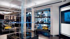 IWC Flagship Boutique Hong Kong - Columna