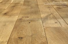 Provence Ancienne Wide Plank French Oak Flooring Collection - mediterranean - wood flooring - boston - Pavé Tile, Wood & Stone, Inc.