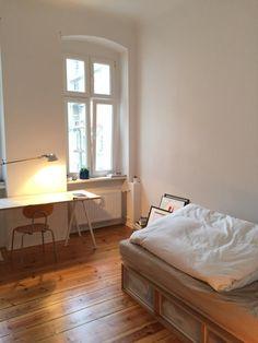 Möbliertes Altbau Zimmer in Traum WG - WG Zimmer in Berlin-Neukölln