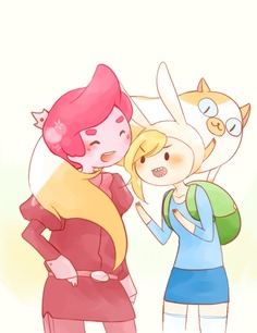 Adventure Time「Pink is awesome! Fin And Jake, Jake The Dogs, Fiona Adventure Time, Adventure Time Anime, Cartoon Games, Cartoon Shows, Cartoon Art, Manga Anime, Scooby Doo Mystery Incorporated