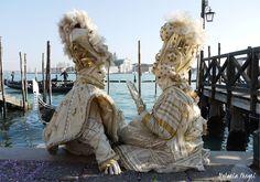 Wonderful #masks of #Venice #Carnival.  #Carnevale #Venezia