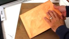 How To Make a Pastel Painting Panel