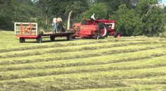 26 Thoughts Every Farm Kid Has When Baling Hay!