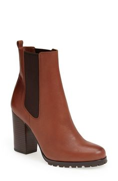 COACH 'Odelle' Chelsea Bootie (Women) available at #Nordstrom in black