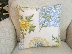 Shabby Chic Throw Pillow Cover Decorative by asmushomeinteriors, $16.45