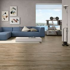 Wood Tile Design Flooring For Living Room & Benefit - Wood Tiles Design, Wood Effect Floor Tiles, Porcelain Wood Tile, Porcelain Floor, Wood Plank Tile, Room Interior Design, Open Plan Living, Teak Wood, Wood Colors